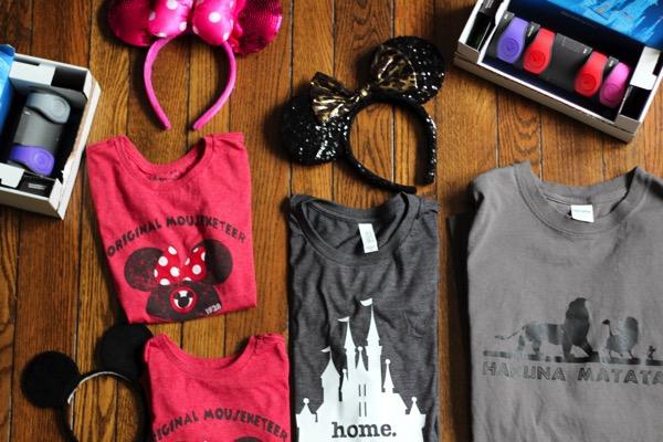 Disney gear
