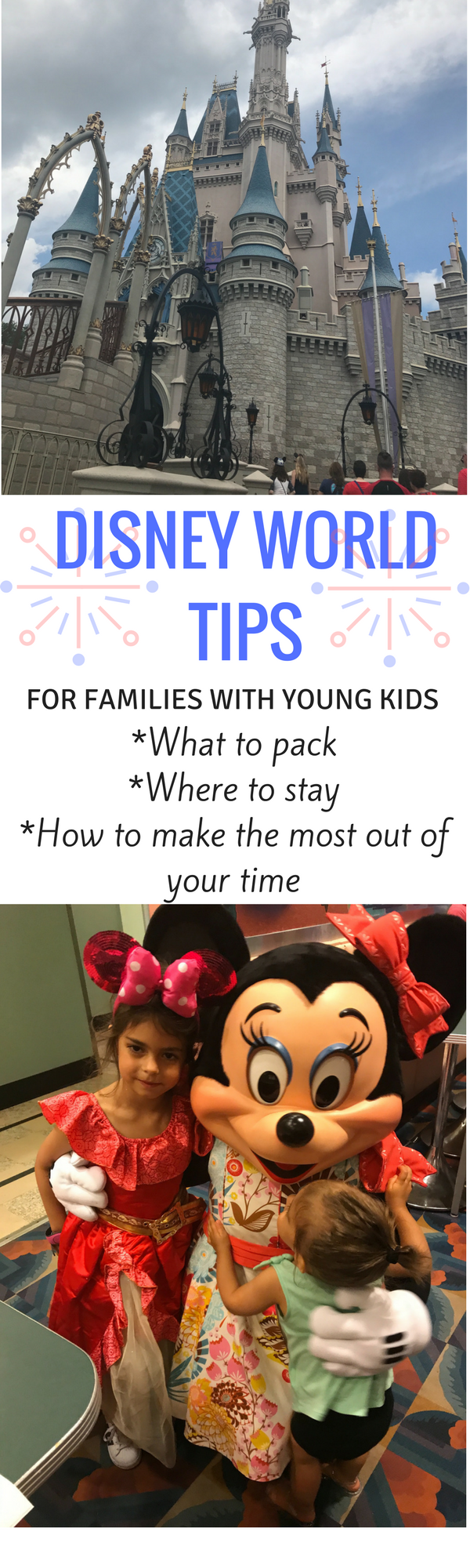 huge list of disney world tips for families with young kids where to stay - Small Kids Picture