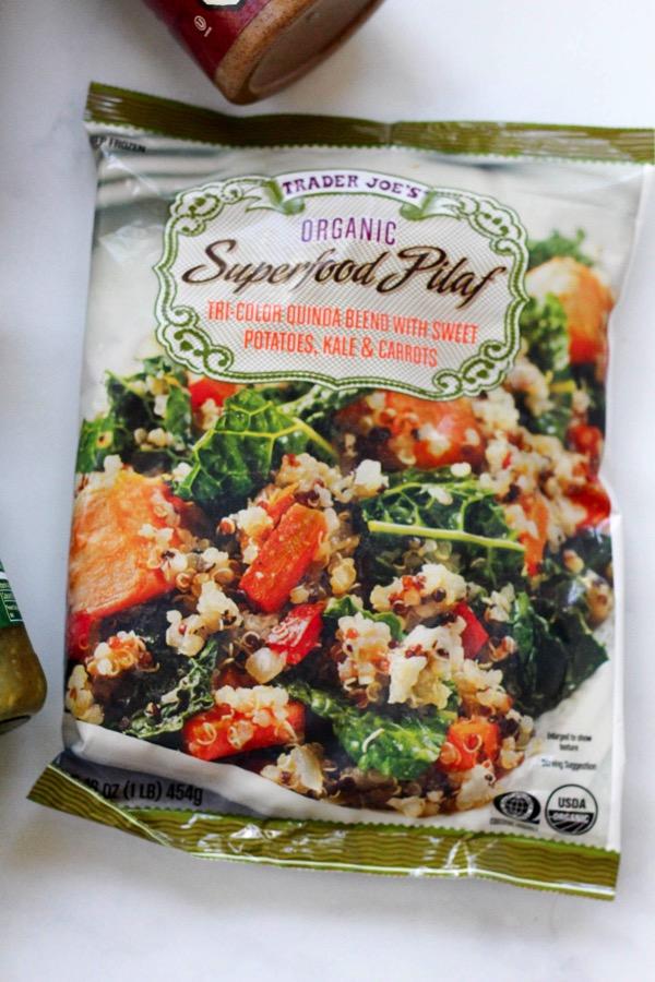 Organic Superfood Pilaf