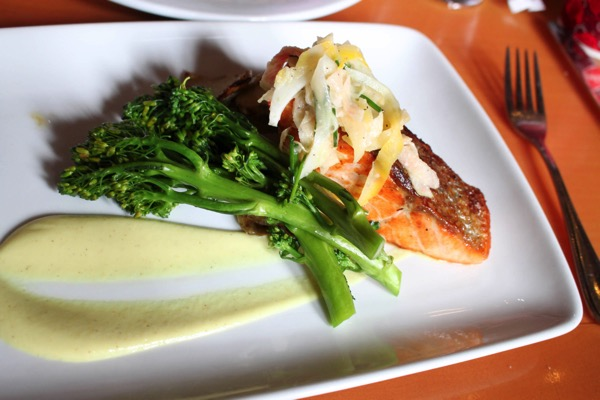 Akershus salmon