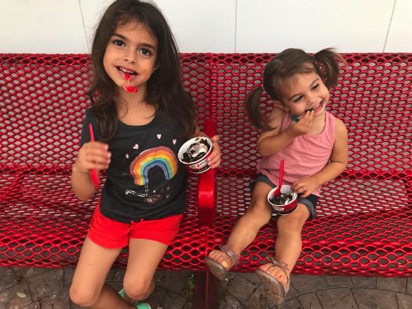 They love ice cream