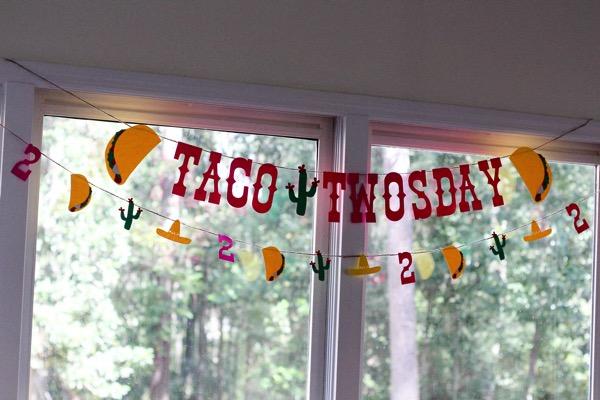 """Taco """"Twosday"""" banner"""