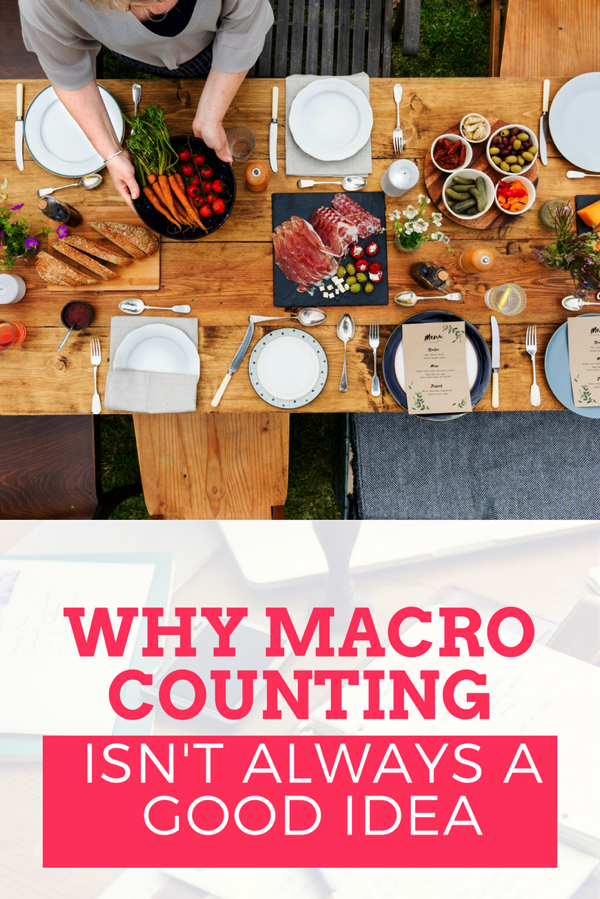 Macro counting isn't a good idea for everyone--it works well for some, but others do better without it. Here are the reasons other options might work better for you. | fitnessista.com