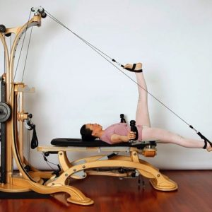 The Gyrotonic Method is a great way to change up your workout routine. Check out this post with all of the details! It's zero impact and works your body in an entirely different way.