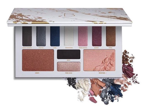 Winter jewels BeautyCounter palette