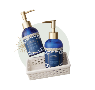 Capri Blue Volcano lotion and hand soap