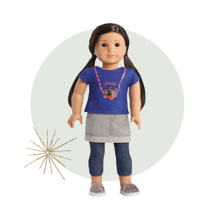 Holiday gifts for kids - American Girl Doll