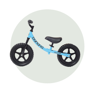 Holiday gifts for kids - balance bike
