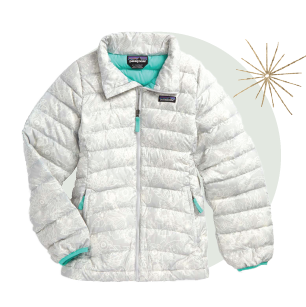 Holiday gifts for kids - patagonia jacket