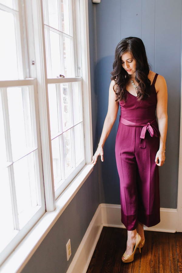 Stitch Fix Trina Turk Jumpsuit. Perfect for date night!
