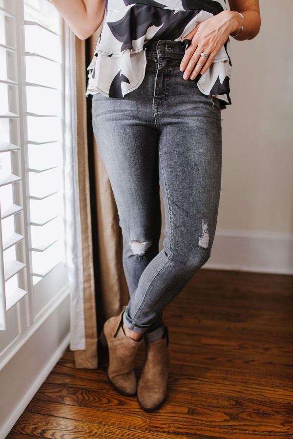 Level 99 High Waist Jeans Stitch Fix