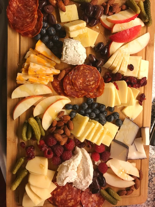 Cheese boards are life