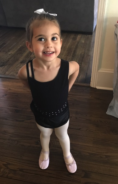 Little dancer
