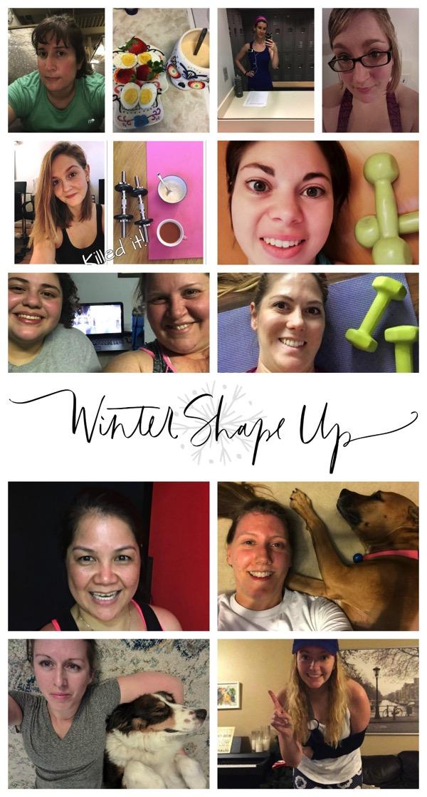 WSU week one sweaty selfies