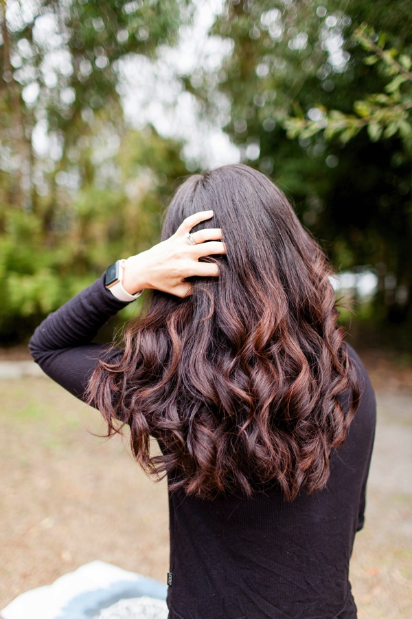 Tips for healthy hair | fitnessista.com #healthyhair