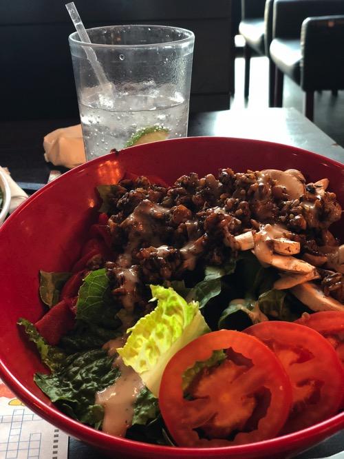 Mellow Mushroom Salad