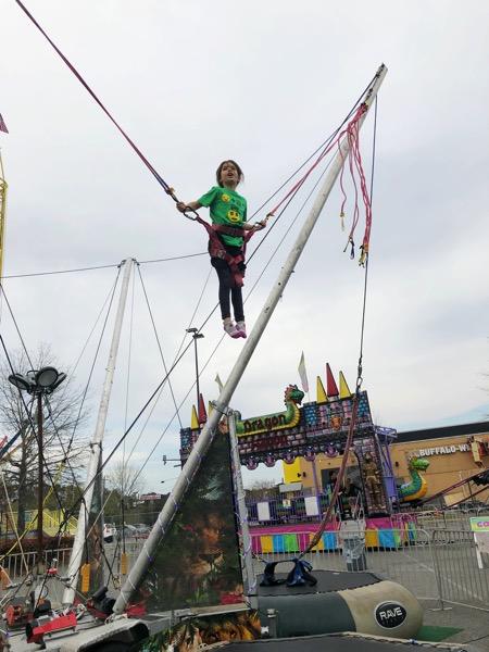 Liv jumping