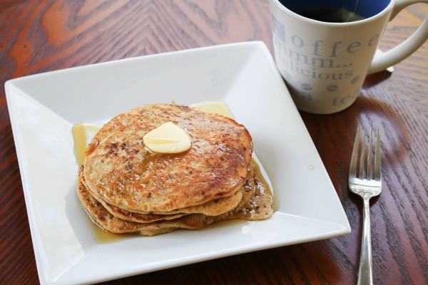 Simple Mills pancakes