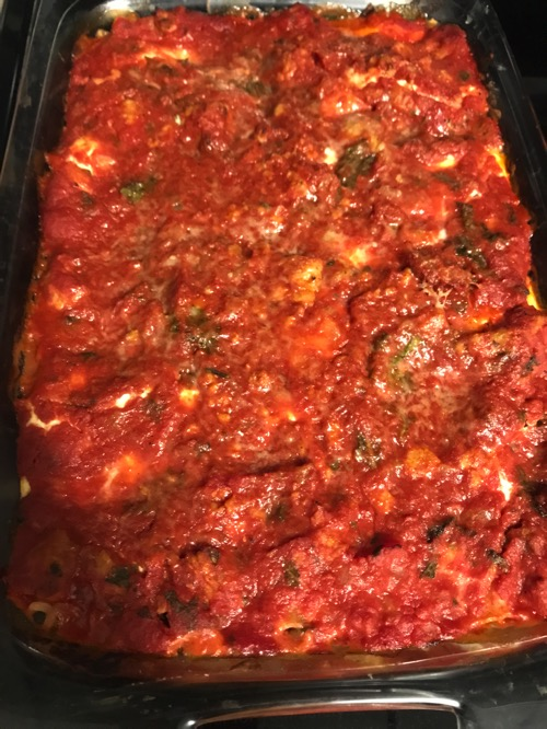 The best lasagna ever