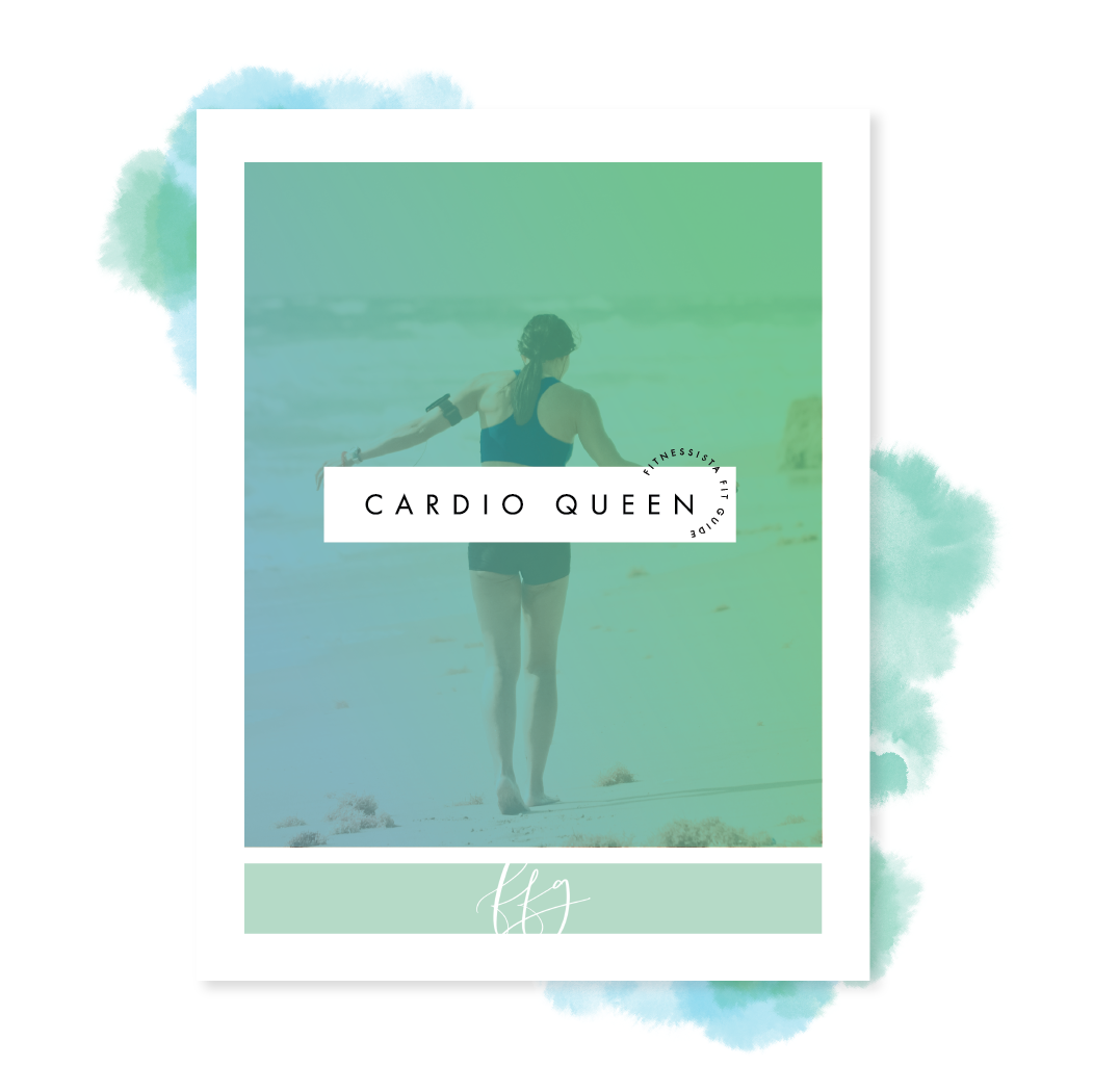 Fitnessista Fit Guide: Cardio Queen