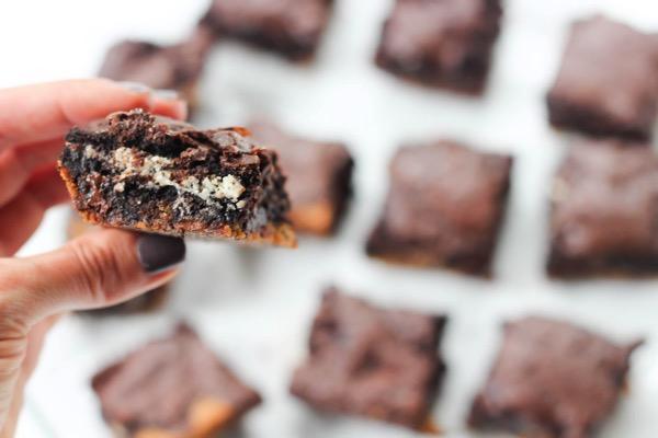 Crazy brownies
