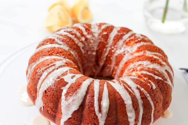 Kris jenner lemon cake