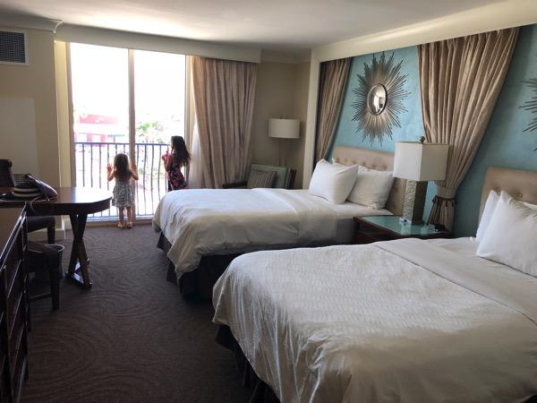 One ocean hotel room