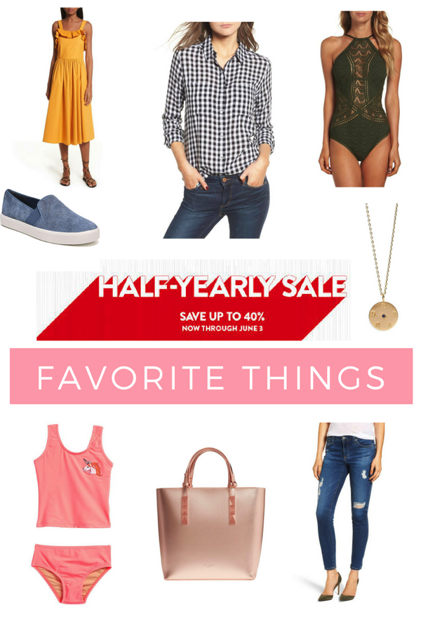 Nordstrom half yearly sale best finds