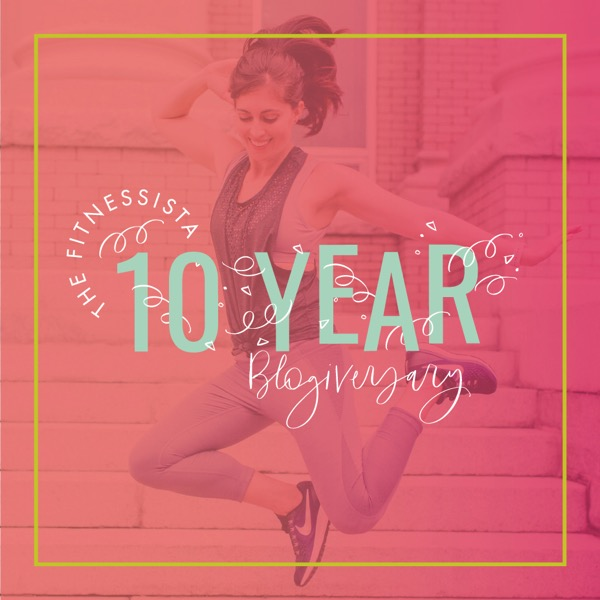 10 Year Blogiversary Blog Cover