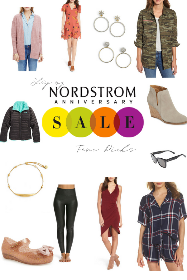 Fave picks from the nordstrom anniversary sale