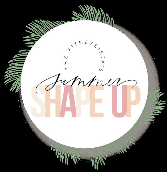 Summer Shape Up Logo V2