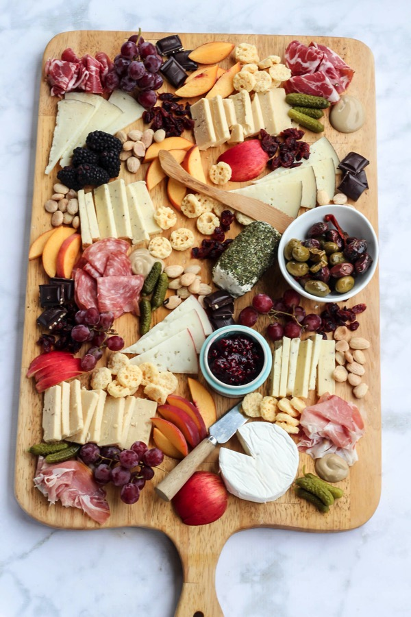 Cheese board 10