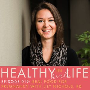 podcast episode all about prenatal nutrition! fitnessista.com