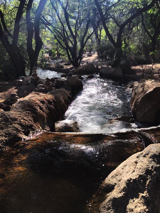 Miraval scenery