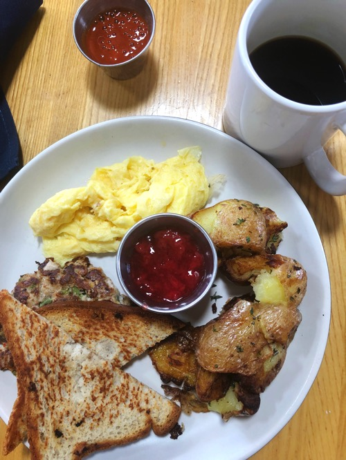 Prep breakfast