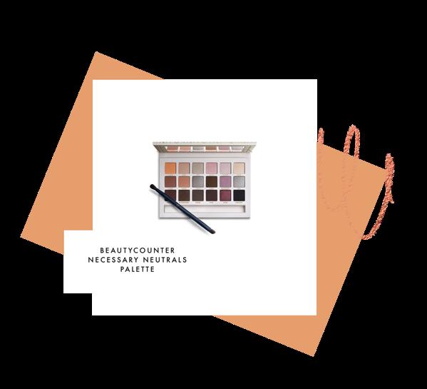 BeautyCounter Palette