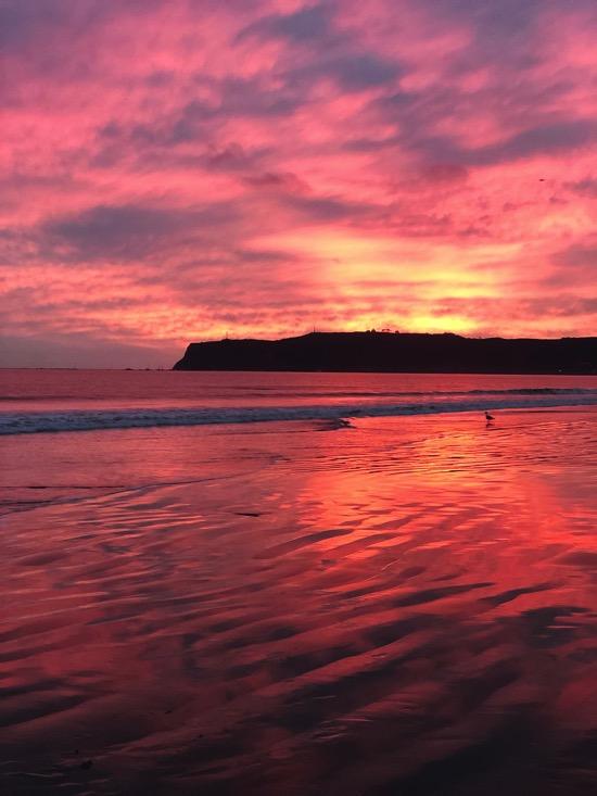 Coconado sunset