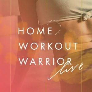 Home Workout Warrior + Meal Prep Ninja Bundle - The Fitnessista