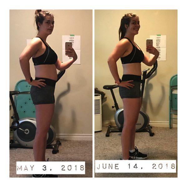 Laura progress shots