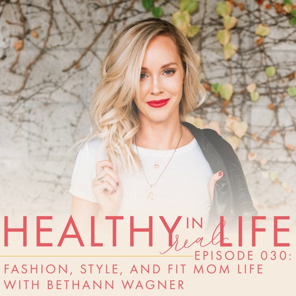 Healthy in Real Life Bethann Wagner