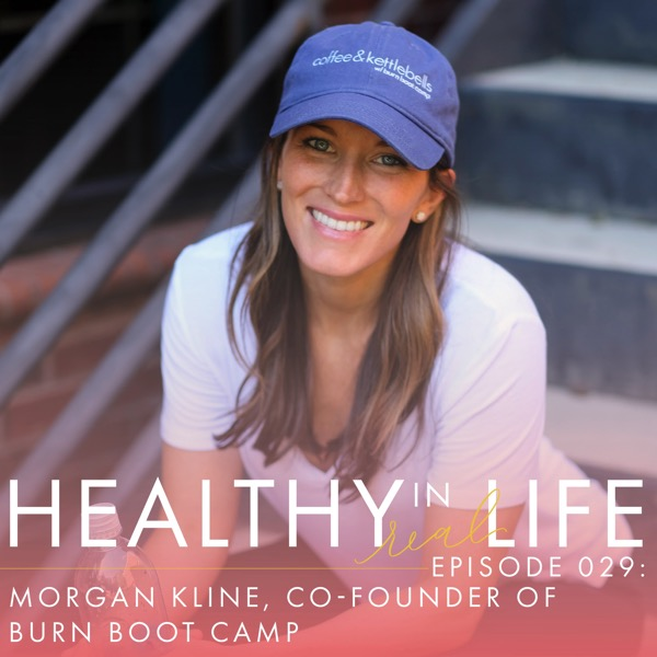 Podcast with morgan kline
