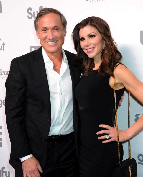 Heather and Dr Terry Dubrow