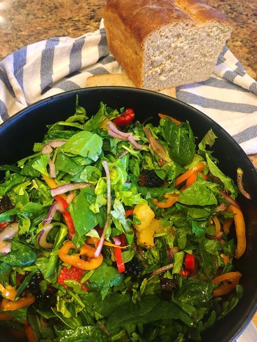 Glorious salad