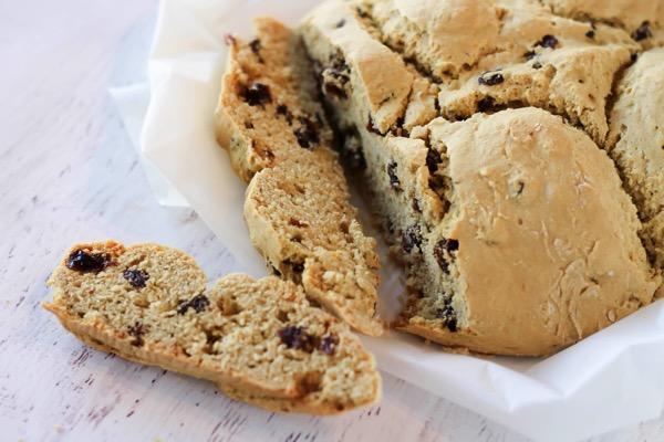 Gluten free soda bread 2