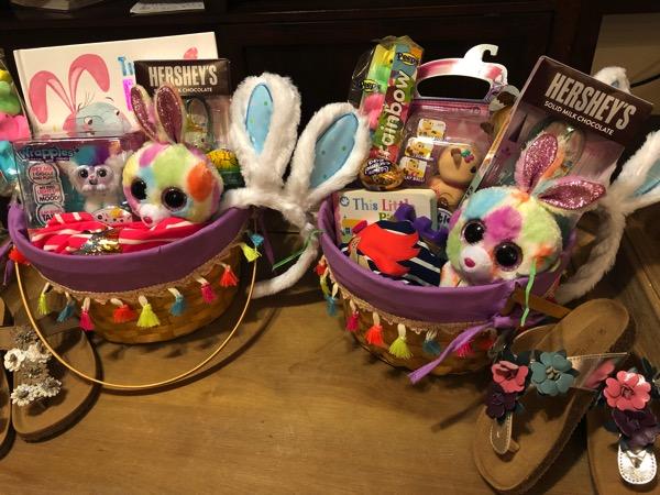 Easter baskets 2