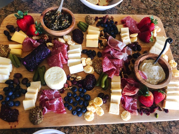 Cheese board life