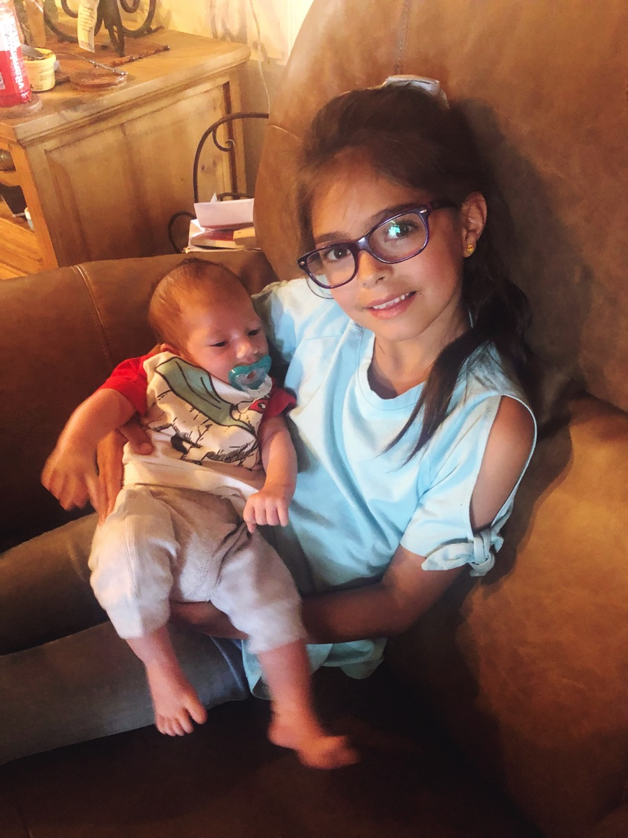 Livi and august