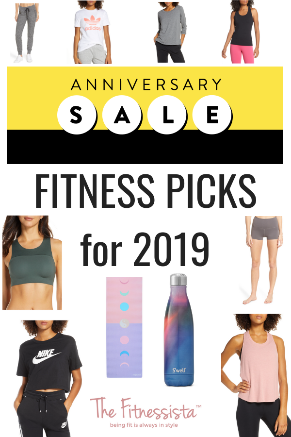 Best fitness picks from the Nordstrom Anniversary Sale 2019
