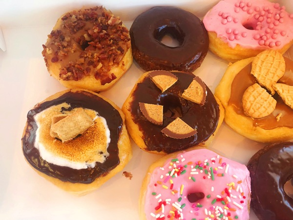 Amys donuts