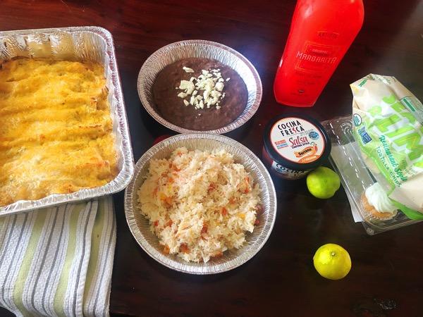 Enchi meal